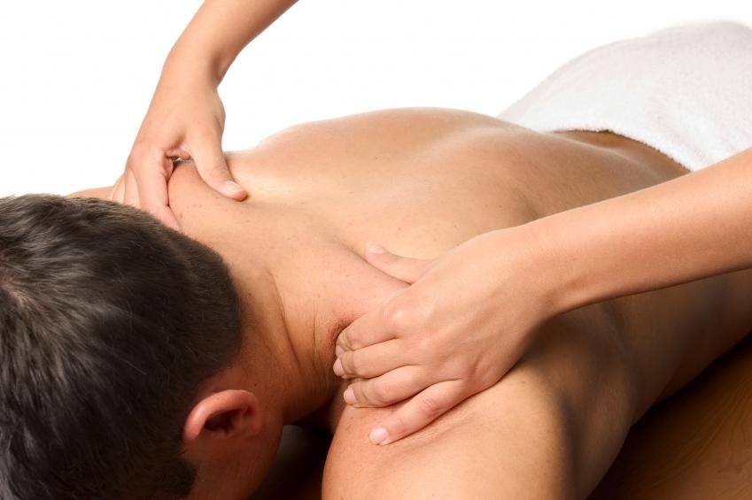 massage schouders